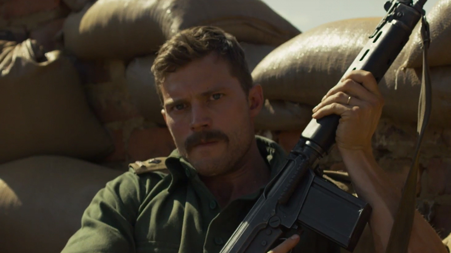 Jamie Dornan is an honourable hero in 'The Siege of Jadotville'