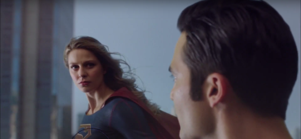 'Supergirl' season 2 trailer sees our heroine and Superman working together