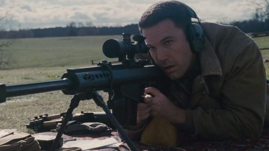 New TV spot highlights Ben Affleck's dual life in 'The Accountant'