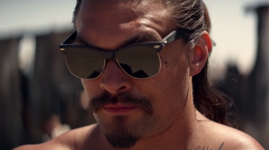 Get your first look at Jason Momoa in 'The Bad Batch'