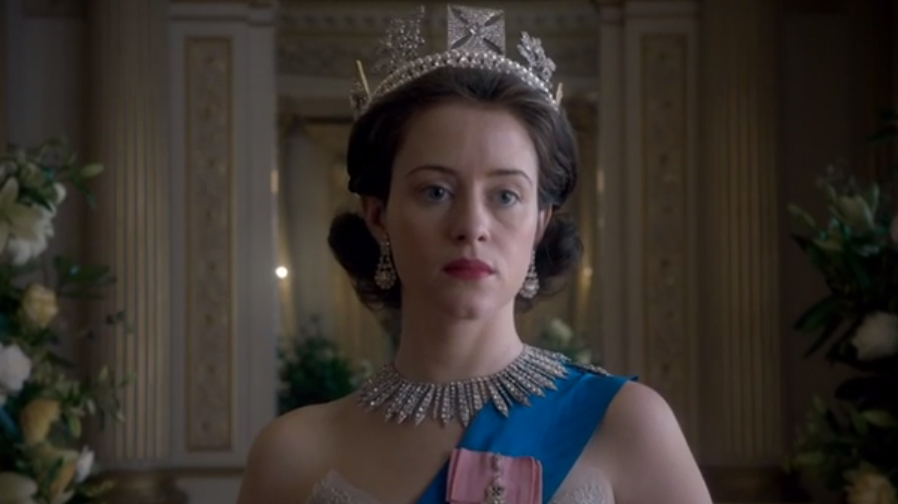 Netflix debuts the first trailer for 'The Crown'