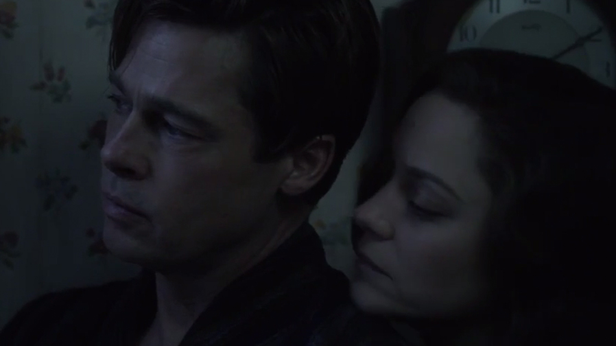 New 'Allied' trailer offers up WWII tensions for Brad Pitt and Marion Cotillard