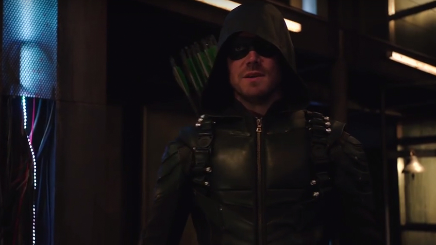 'Arrow' is about to break all the rules
