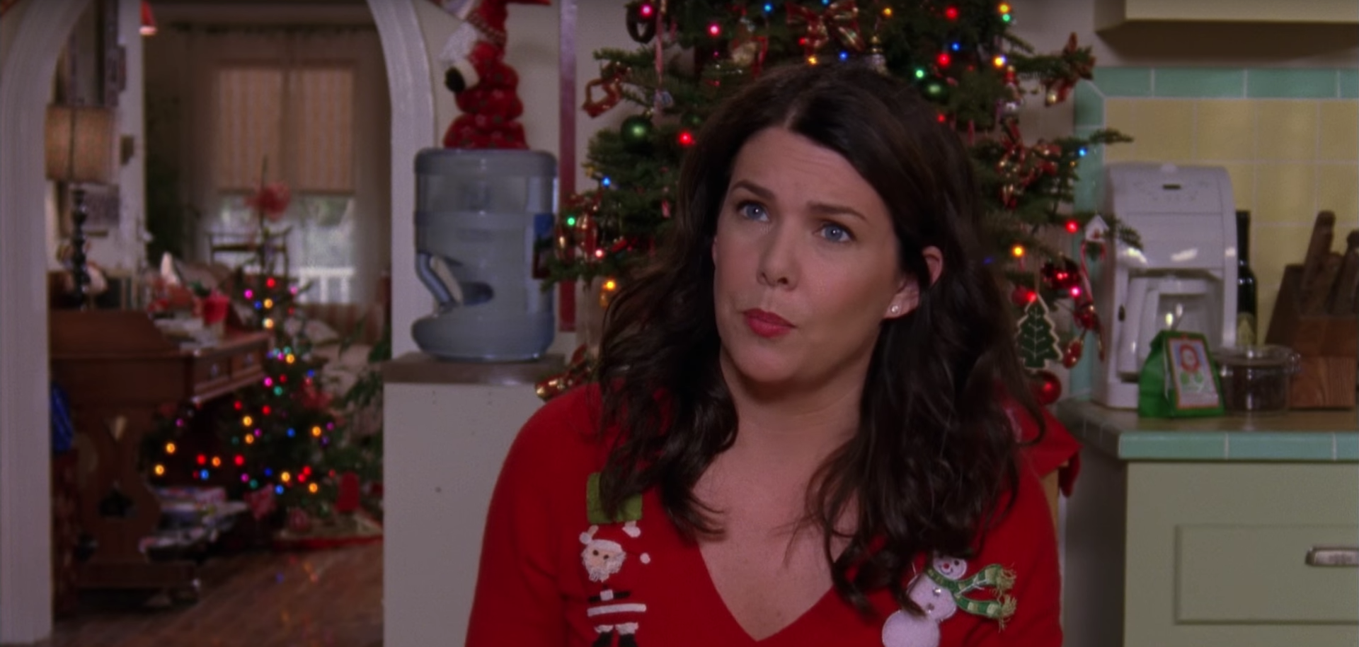 'Gilmore Girls: A Year In The Life' featurette interviews the core cast