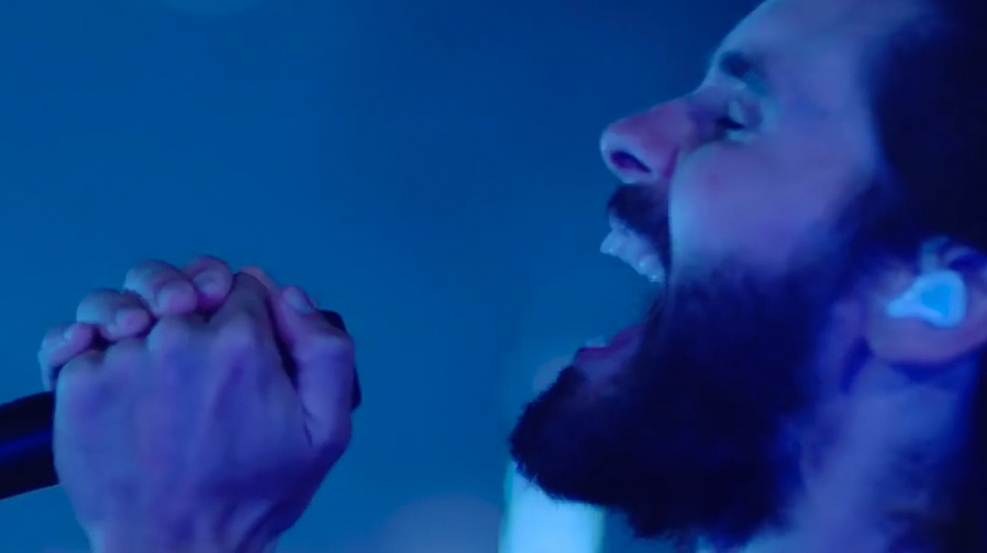 Jared Leto steps back behind the mic in band documentary 'Camp Mars'