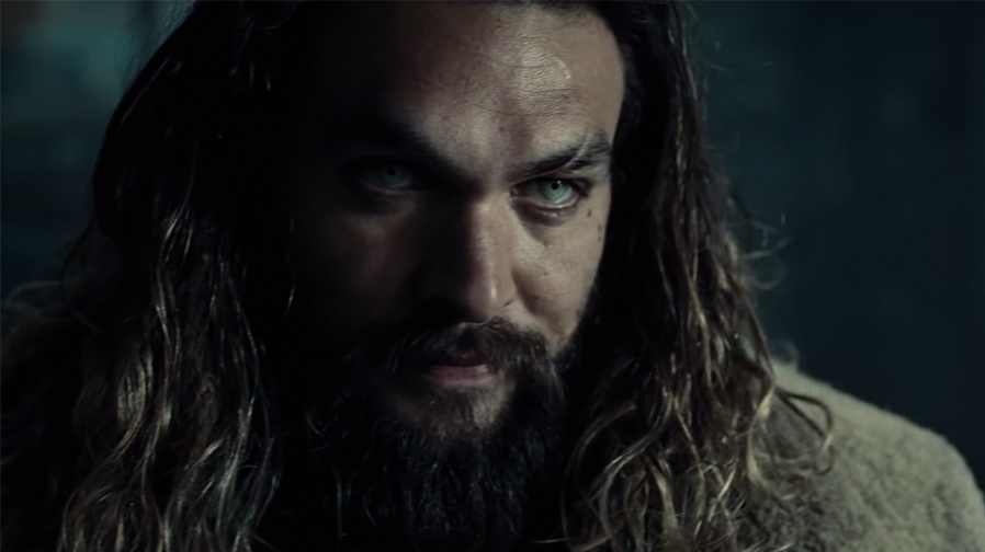 Jason Momoa shares Guns N' Roses-inspired 'Justice League' art
