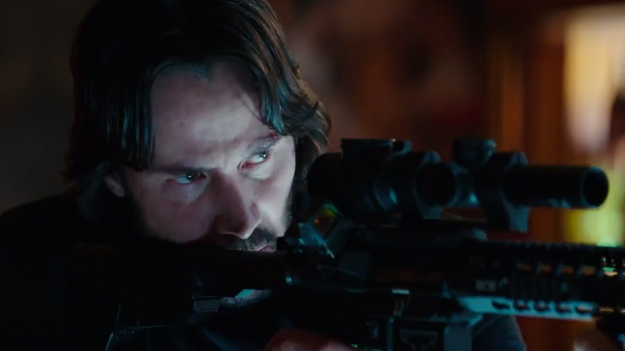 Keanu Reeves takes no prisoners in first teaser for 'John Wick: Chapter Two'