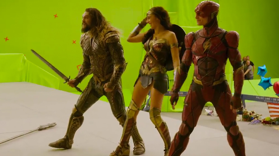 Zack Snyder shares 'Justice League' wrap video from UK set