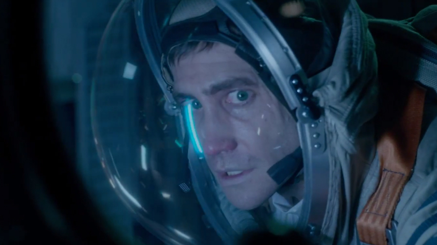 Life beyond earth is discovered in official trailer for 'Life'