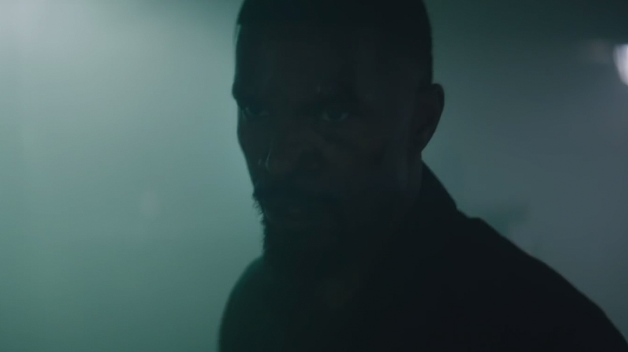 Jamie Foxx is not playing games in the gritty trailer for 'Sleepless'