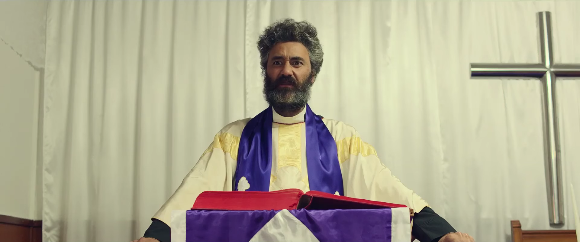 Read the best answers from Taika Waititi's Reddit AMA