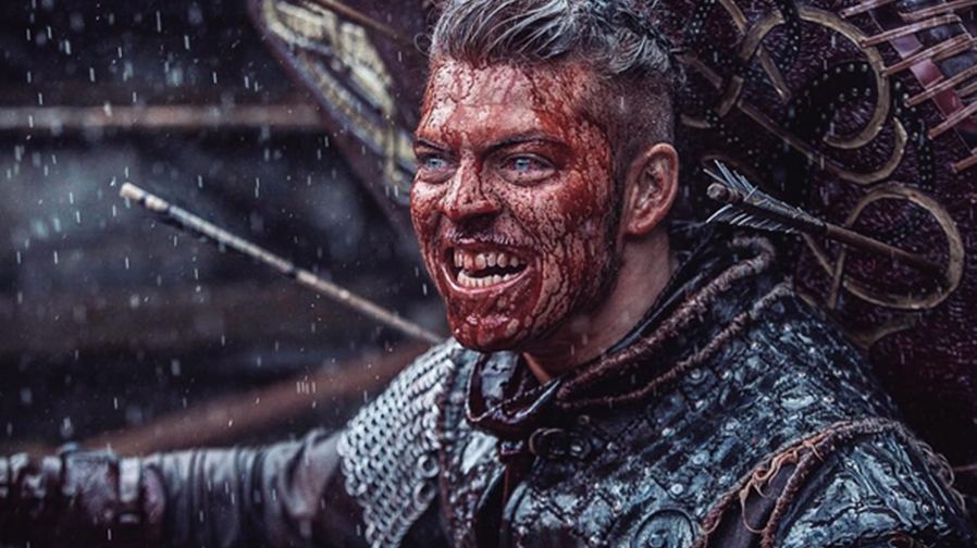 Alex Høgh Andersen offers updates on 'Vikings'
