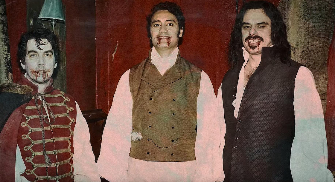 'What We Do in the Shadows' is getting a spin-off TV series