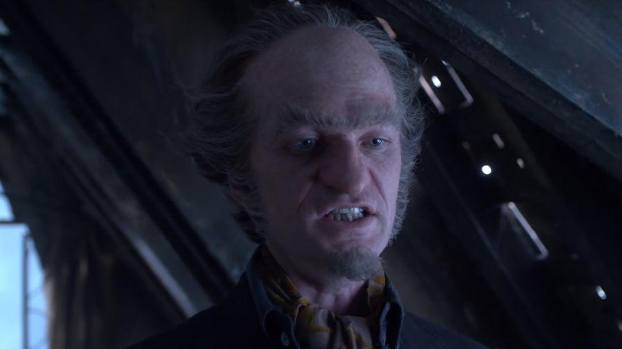 Meet Count Olaf in 'A Series of Unfortunate Events' teaser