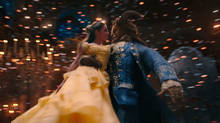 The magic is real in first trailer for 'Beauty and the Beast'