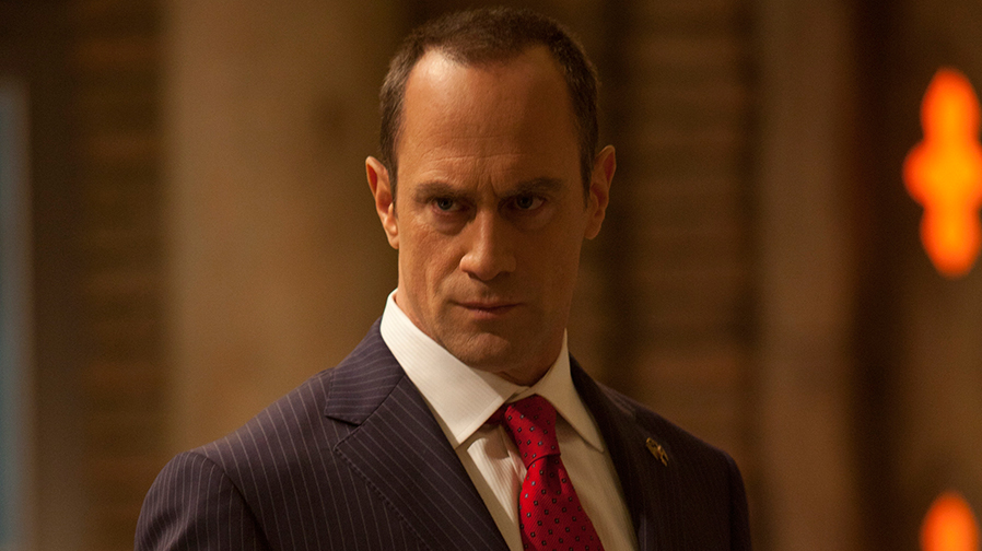 Christopher Meloni to star in Grant Morrison's 'Happy'