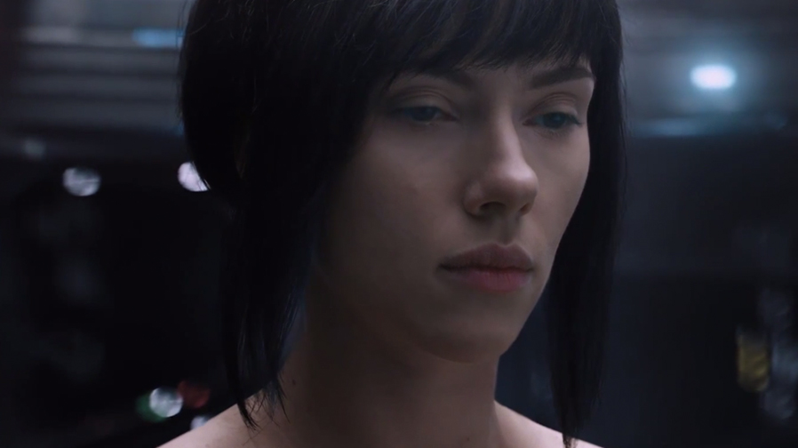 Step inside the world of 'Ghost in the Shell' in new featurette