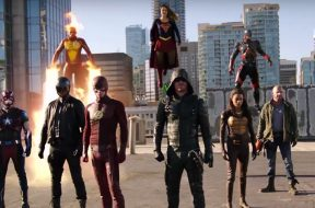 Invasion The CW Trailer Arrow The Flash Supergirl Legends of Tomorrow SpicyPulp