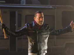 Jeffrey Dean Morgan Negan The Walking Dead Season Eight SpicyPulp