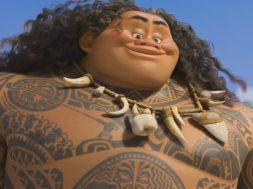 Moana Maui You're Werlcome Dwayne Johnson Song SpicyPulp