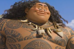 Moana Maui You're Werlcome Dwayne Johnson Song SpicyPulp