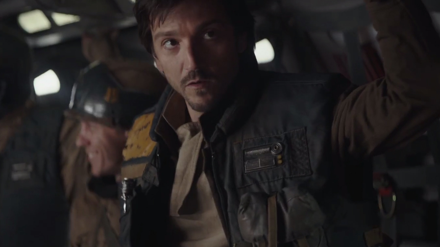 The Rebel Alliance rush into battle in new TV spot for 'Star Wars: Rogue One'
