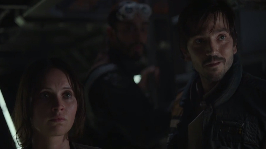 Go inside the making of 'Rogue One: A Star Wars Story' in new featurette