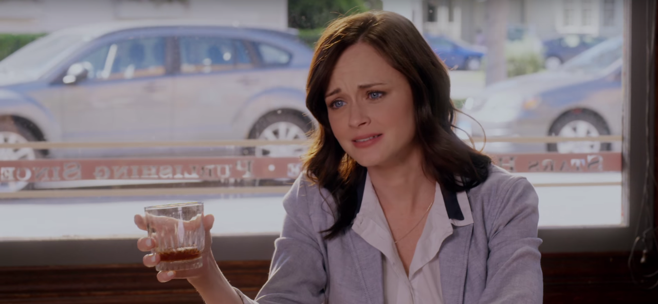 Who will Rory end up with in 'Gilmore Girls: A Year In The Life'?