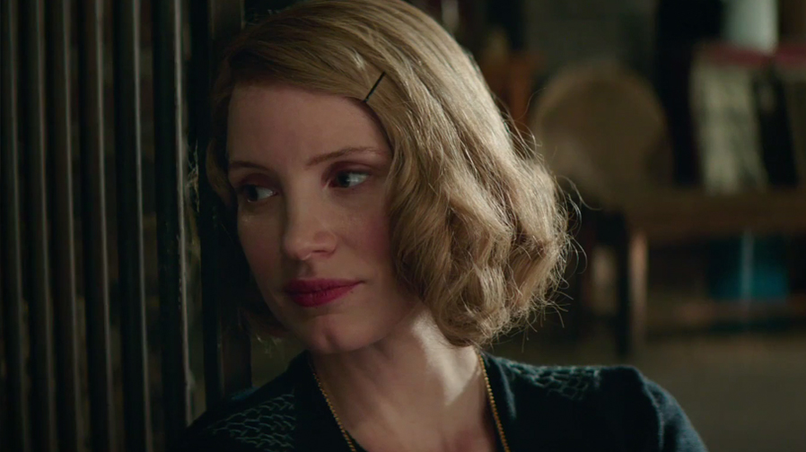 Witness the power of hope in the first trailer for 'The Zookeeper's Wife'