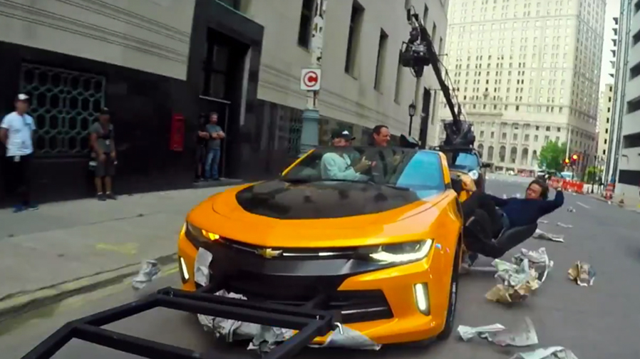 Check out this insane 'Transformers: The Last Knight' IMAX featurette
