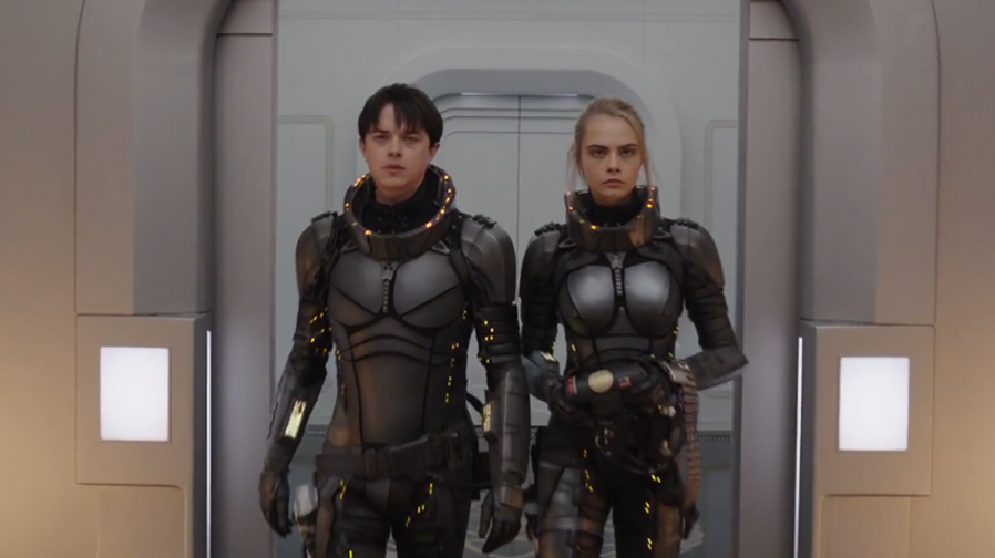 The breathtaking trailer for 'Valerian and the City of a Thousand Planets' is here