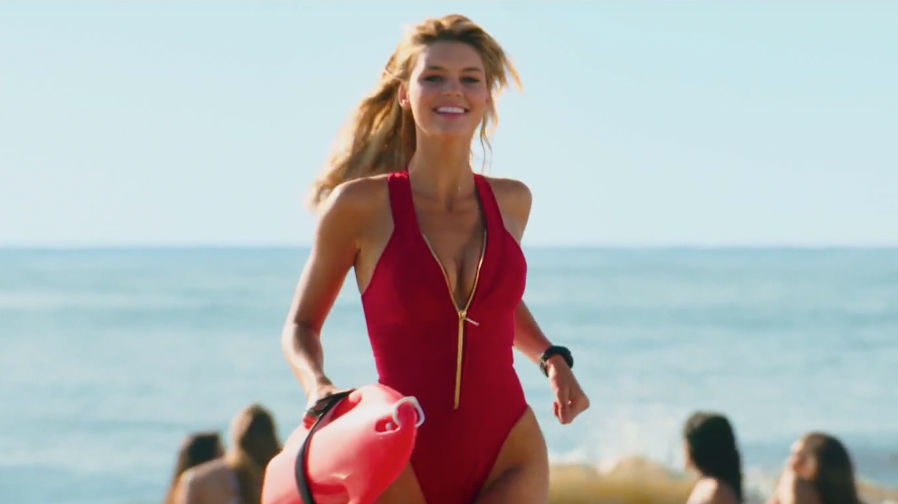 The sexy first trailer for 'Baywatch' is here