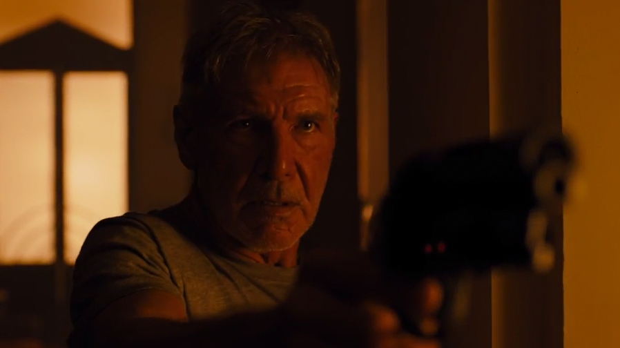 Step into the future with 'Blade Runner 2049'