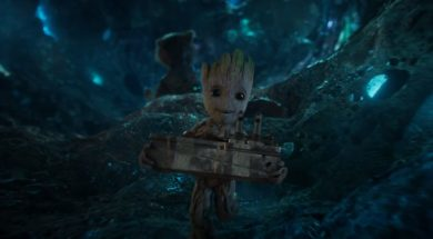 Guardians of the Galaxy Vol 2 Official Trailer Baby Groot SpicyPulp