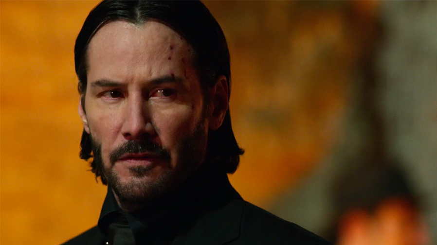 The action doesn't stop in new trailer for 'John Wick 2'