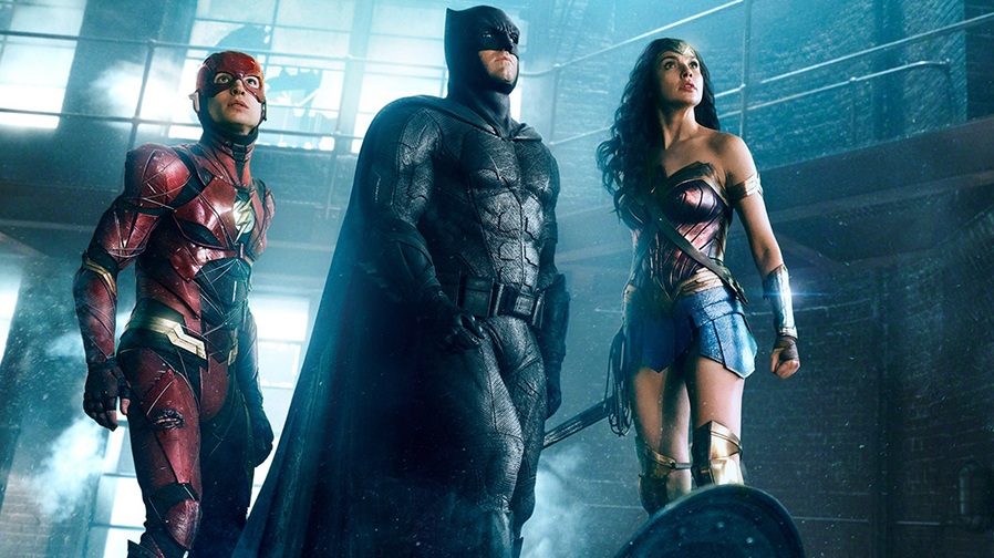 It's roll call time for 'Justice League'