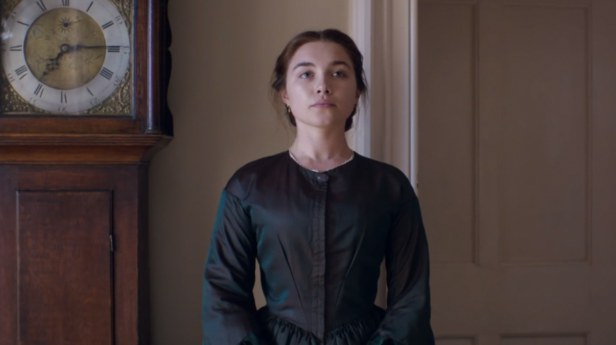 Florence Pugh fights for love in unsettling 'Lady Macbeth' trailer