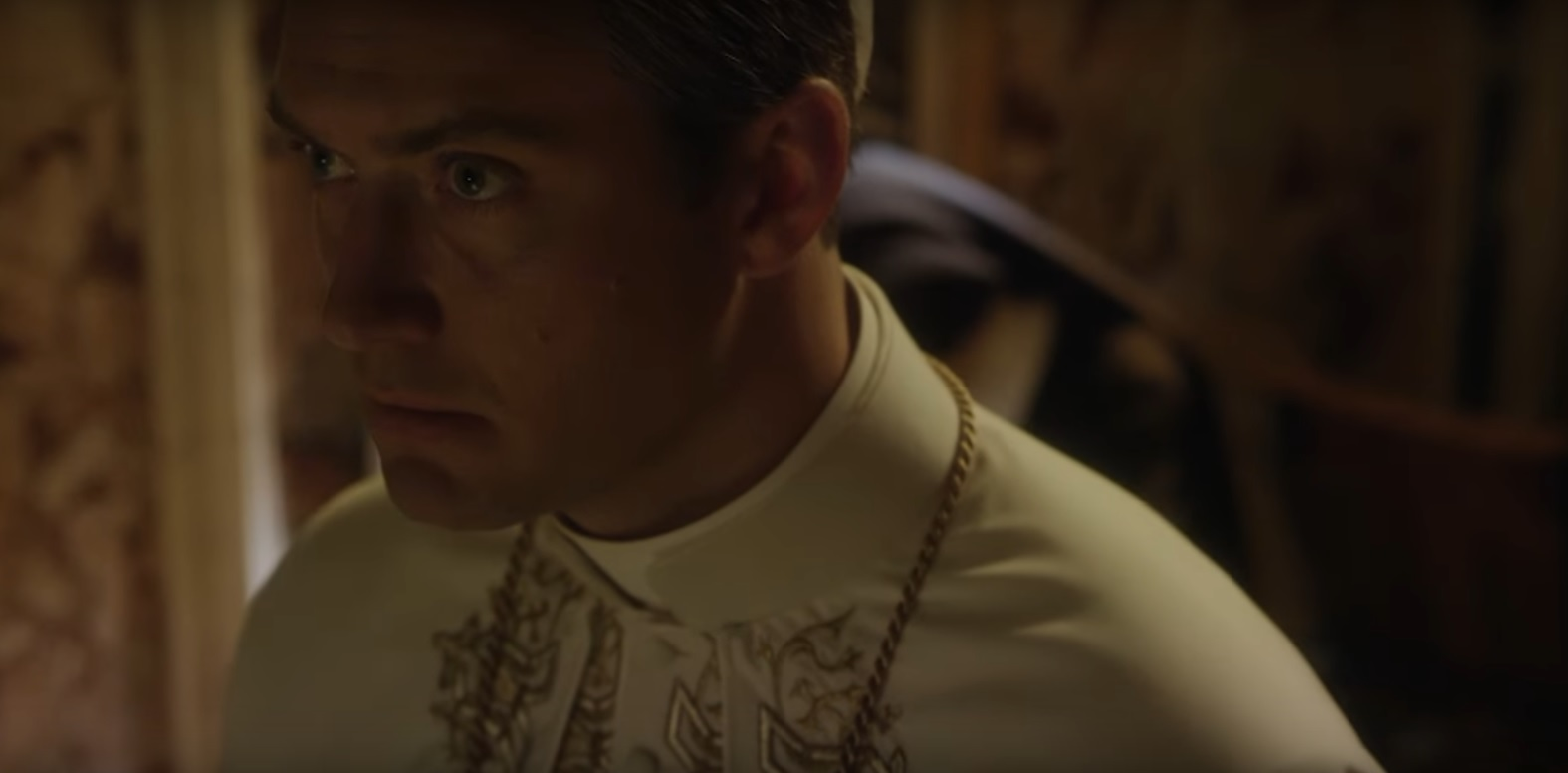 Jude Law is hungry for power in new trailer for HBO's 'The Young Pope'