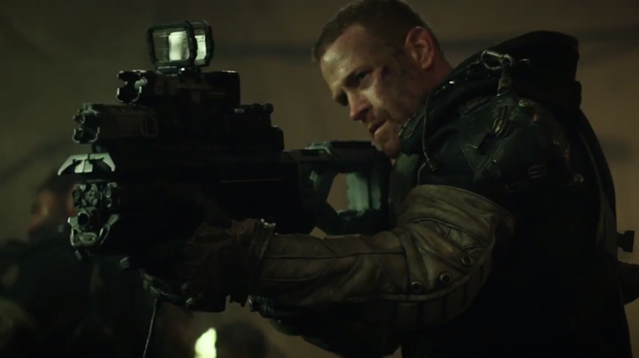 Netflix releases first trailer for sci-fi action flick 'Spectral'