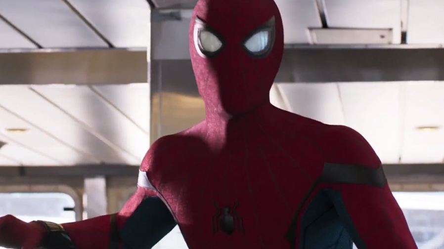 The first trailer for 'Spider-Man: Homecoming' is here