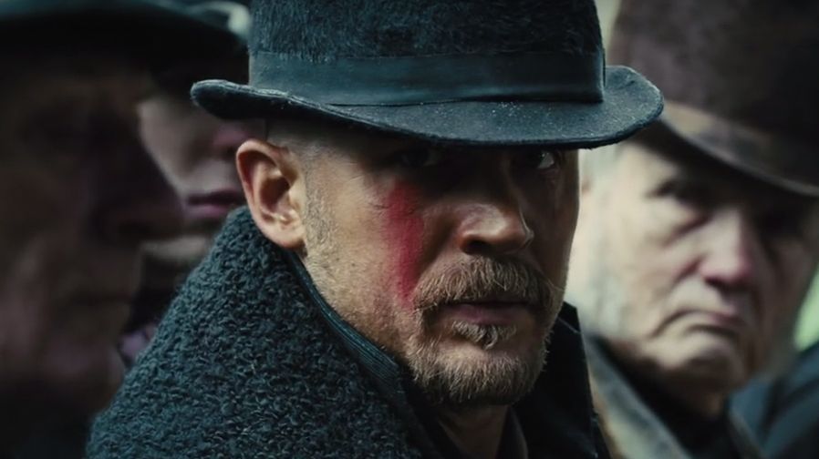 Tom Hardy goes to extremes for his revenge in 'Taboo'