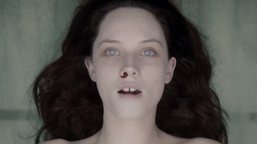It doesn't get more freaky than the first trailer for 'The Autopsy of Jane Doe'