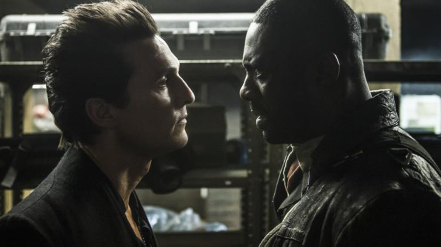The stare down is on in new image from 'The Dark Tower'