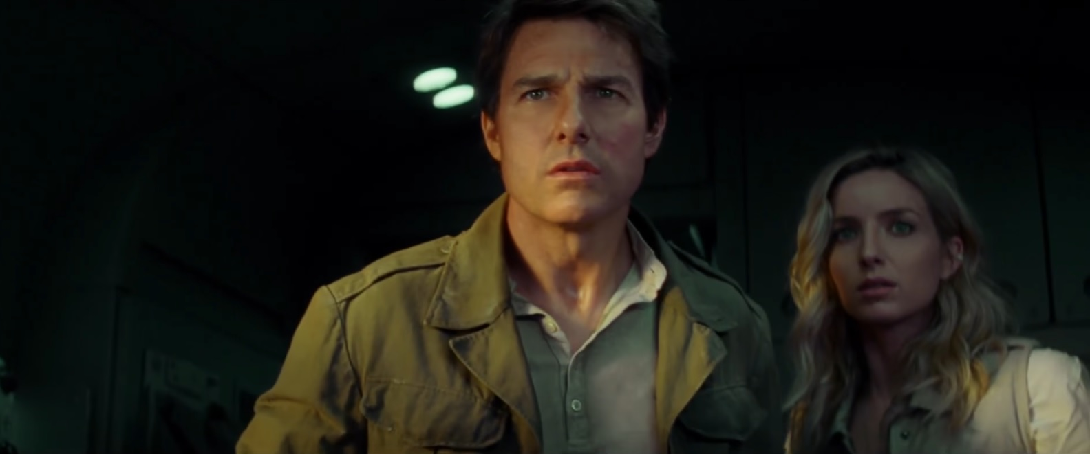 Tom Cruise faces ancient horrors in first trailer for 'The Mummy'