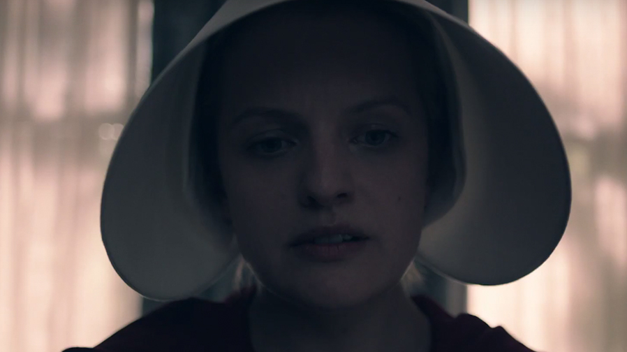 Check out the haunting first teaser for 'The Handmaid's Tale'
