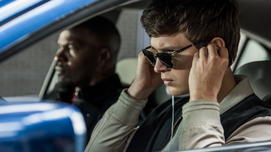 Take a ride with Edgar Wright's 'Baby Driver'