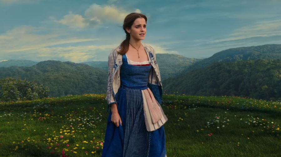 Emma Watson sings 'Belle' in new clip for 'Beauty and the Beast'