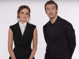 Emma Watson Dan Stevens Beauty and the Beast Special Message SpicyPulp