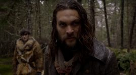 Jason Momoa is out for blood in 'Frontier'