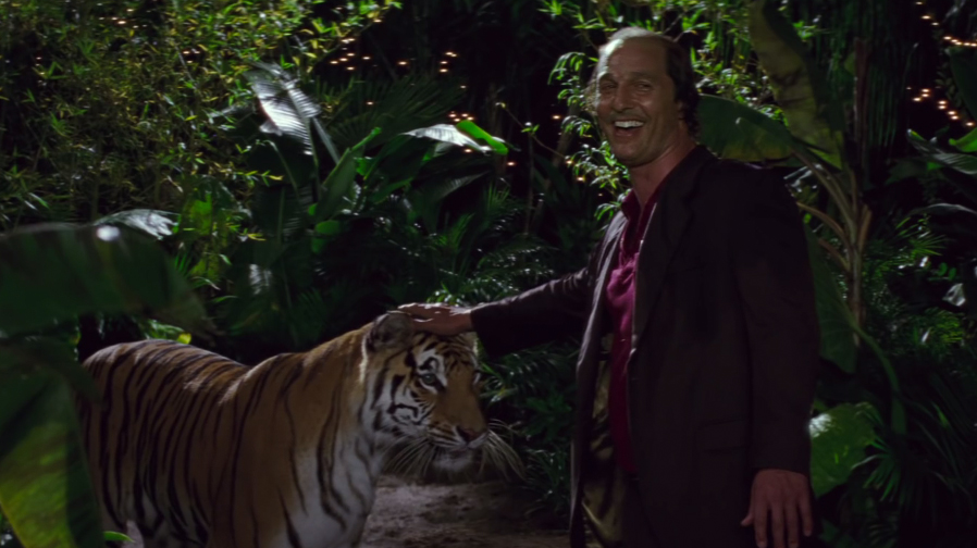 Matthew McConaughey is crazy for money in new 'Gold' trailer